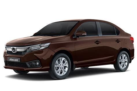New Honda Amaze Price, Variants Explained  Autocar India