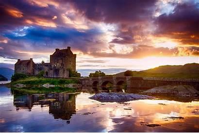Donan Eilean Castle Tokkoro