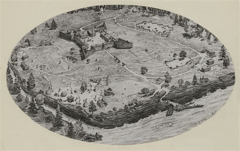 constructing the french forts of the ohio country heinz