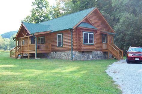 Blue Ridge Cabin Log Cabins Log Homes Modular Log Cabins Blue Ridge Log
