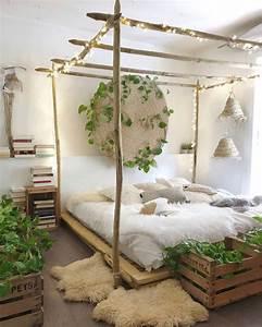 Inspired, By, This, Zen, Botanical, Style, Bedroom, Ud83d, Udc9a, Who, Else, Loves, Plants, Ud83d, Udcf8, Zebodeko