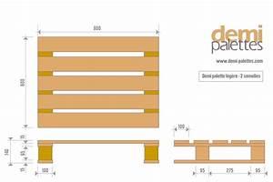 Maße Einer Europalette : pingl par hugues bebin sur bois palettes dimensions pinterest pallet dimensions ~ Orissabook.com Haus und Dekorationen