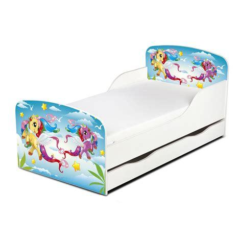 Prh Toddler Junior Girls Boys Bed Underbed Storage