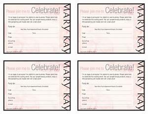 mary kay grand opening invitations templates joy studio With mary kay invite templates