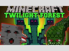 Twilight Forest Mod for Minecraft 11311221112