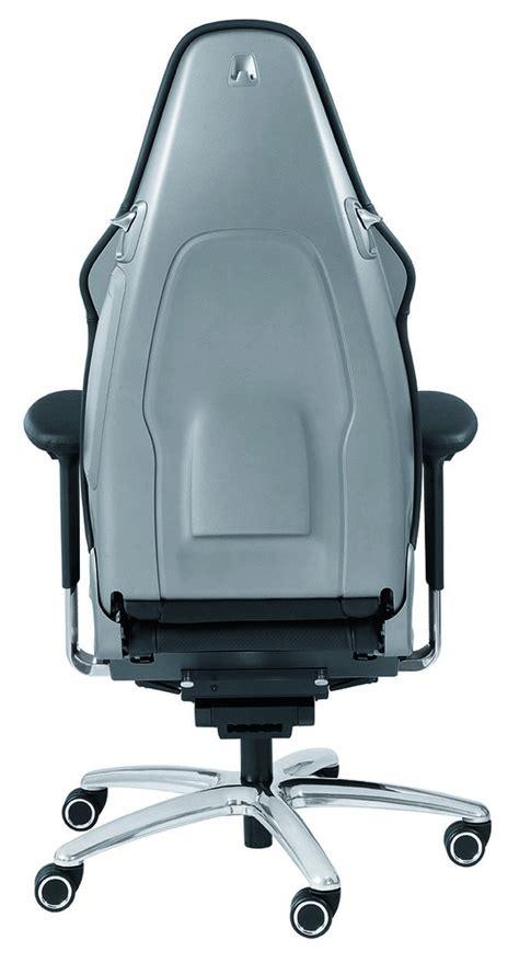 siege porsche fauteuil de bureau porsche déco design