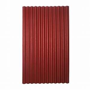 Shop Ondura 4-ft x 6 58-ft Corrugated Cellulose Fiber