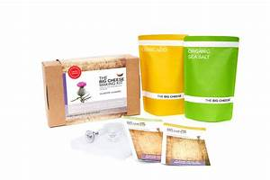 Make Your Own Scottish Crowdie Cheese Making Kit By The