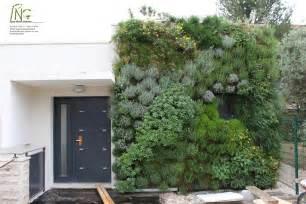 construire mur vegetal exterieur photos de conception de maison agaroth
