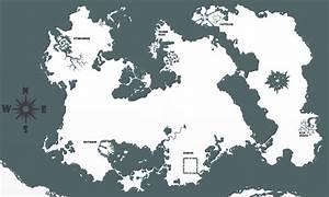 Fantasy World Map by Pullich on DeviantArt