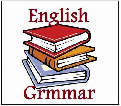 Grammar English Clipart Conjunctions Prepositions Cliparts Clip