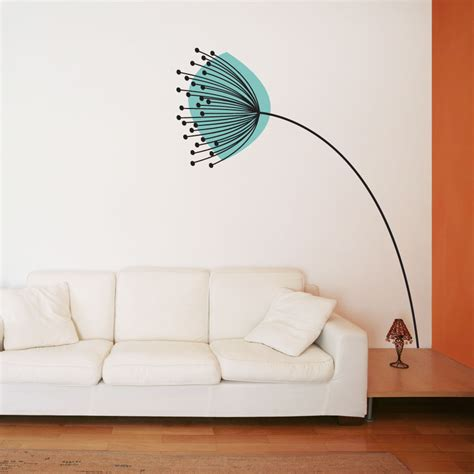 Perfect Dandelion Wall Decals  Home Design #989
