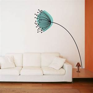 dandelion in the wind wall decal sticker With wallums wall decals