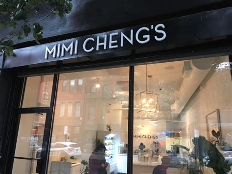 dumpling review mimi chengs nolita eat  ny