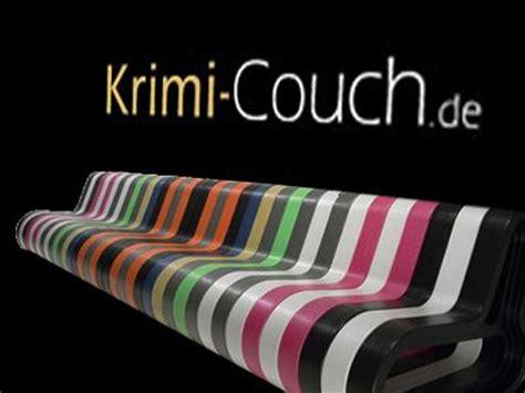 Einen Krimi Für Die Couch Kultfetzen