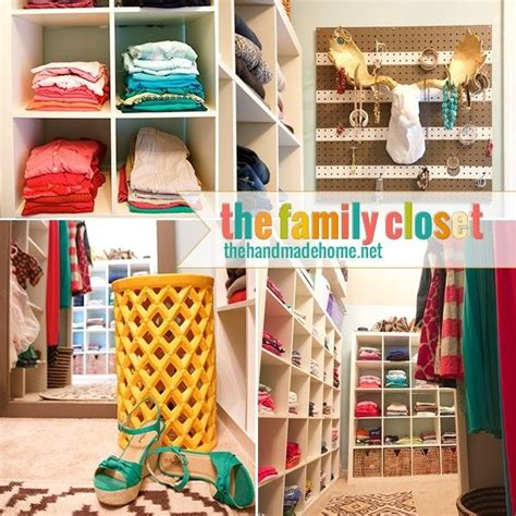 Family Closet Ideas by 25 Best Ideas About Family Closet On