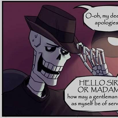 Papyrus Comic Verdadeiro Undertale Brasil Saudacoes Humanos