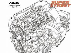 2002 Acura Rsx Type S Engine Diagram