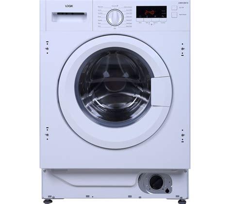 washing machine cheap buy logik liw814w15 integrated washing machine white