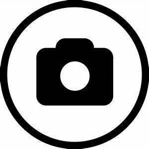IM With The Camera Icon Svg Png Icon Free Download ...