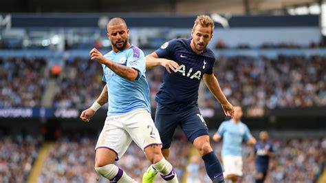 Tottenham Vs Man City : We Simulated Tottenham Vs Man City ...