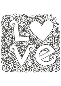 quotes coloring pages  adults