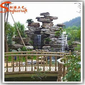 guangzhou artificielle en fiber de verre moderne rocher With decoration exterieur pour jardin 5 fontaine en granit interieur et exterieur par athena