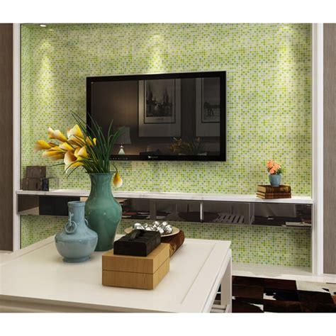 Green Bathroom Backsplash by Green Crackle Glass Tiles Tile Wall Backsplashes