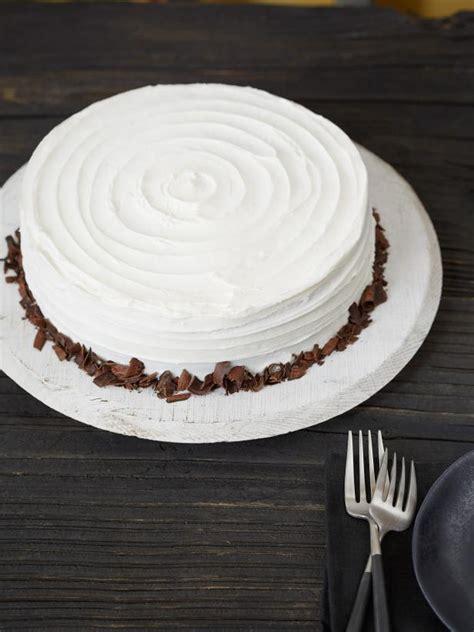 chocolate cake  american buttercream frosting recipe
