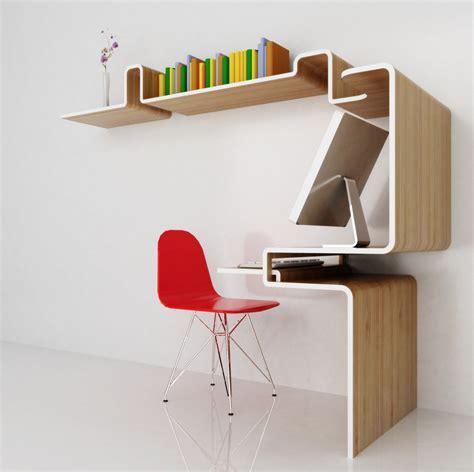 bureau architecture meuble bureau etagere 3 déco design