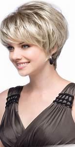 Model Coiffure Femme : modele coiffure cheveux courts 50 ans mod le coiffure cheveux courts femme 50 ans ~ Medecine-chirurgie-esthetiques.com Avis de Voitures