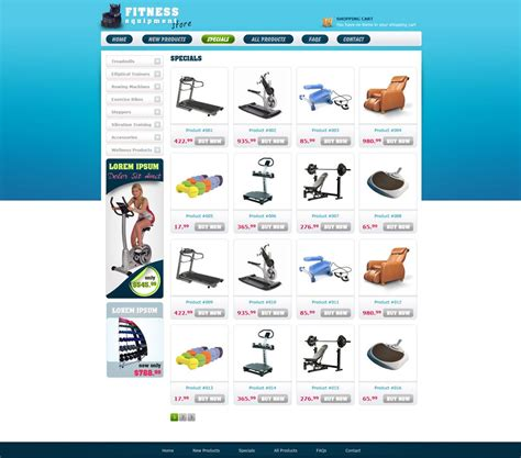 Free Ecommerce Template by Free Ecommerce Website Template Free Store