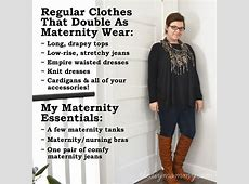 My NonMaternity Fall Maternity Uniform & On Turning 31