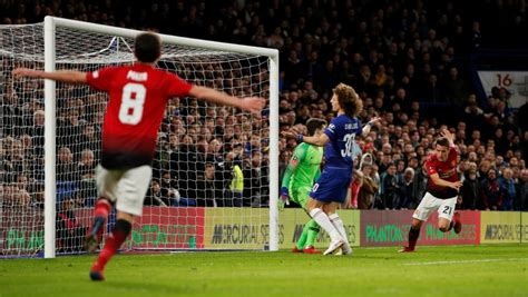 FA Cup Fifth Round - Chelsea v Manchester United