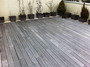 Terrasse Wpc Grau : ipe holzterrasse dachterrasse vergraut bs holzdesign ~ Markanthonyermac.com Haus und Dekorationen