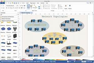 5 Best Network Diagram Software Mac