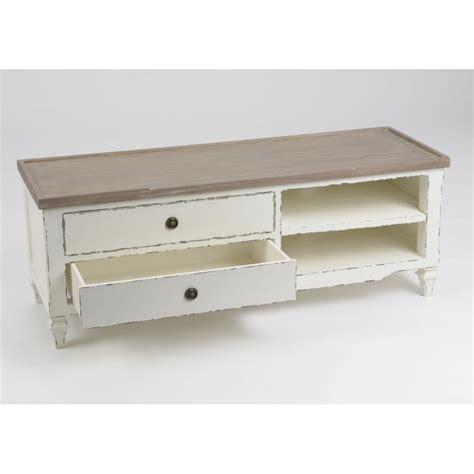 meuble effet vieilli blanc design d int 233 rieur et id 233 es