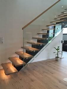 Glas Balkongeländer Rahmenlos : die besten 25 treppe glasgel nder ideen auf pinterest geflieste treppe hausbeleuchtun design ~ Frokenaadalensverden.com Haus und Dekorationen