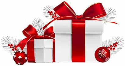 Transparent Present Clip Gifts Clipart Presents Gift