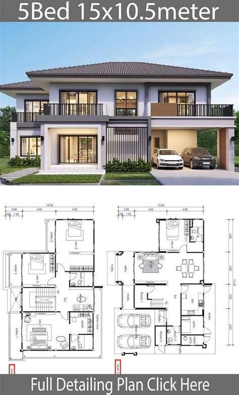 house design plan xm bedrooms house plans