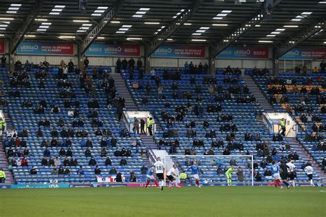 Latest update on whether Portsmouth fans' return to ...