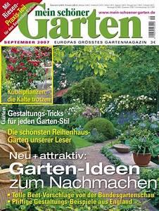 Mein Schöner Garten Zeitschrift Abo : mein sch ner garten ~ Lizthompson.info Haus und Dekorationen