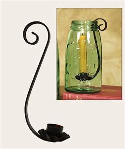mason jar candle holders quart box of 4 With kitchen cabinets lowes with mason jars as candle holders