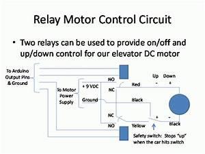 Motor Control Relay