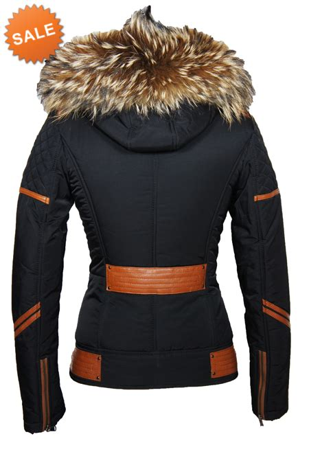 leather palace winterjas dames