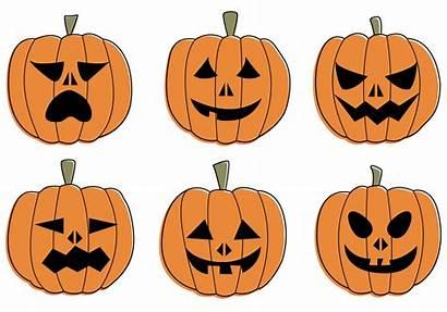 Pumpkin Vector Faces Silhouette Lantern Jack Svg