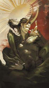 Loki god.