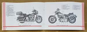 Harley Original Driver U0026 39 S Guide Owners Manual Amf
