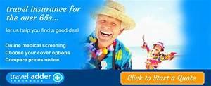 Travel Insurance Over 65