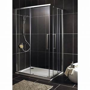 porte de douche coulissante sensea purity 2 verre With sensea porte douche